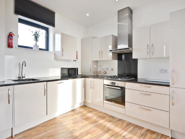 2 Bedrooms Penthouse in Cambridge Heath, Whitechapel E1 5QH