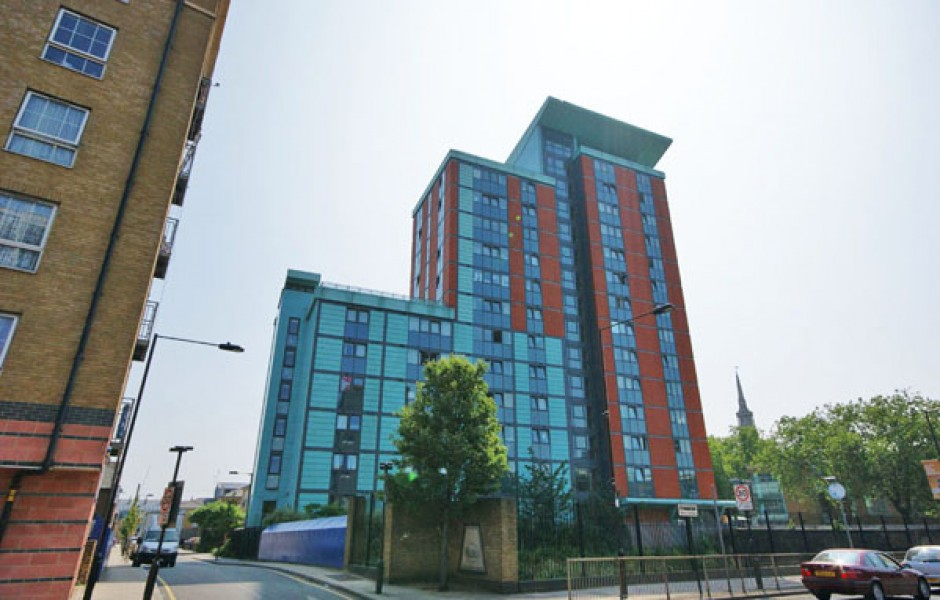 2 Bedrooms Flat in Fusion Building, ALL SAINTS / CANARY WHARF E14 6LS
